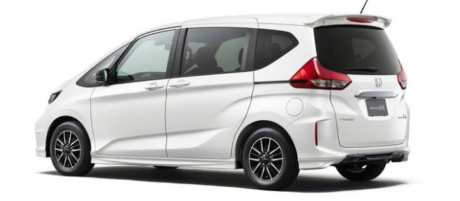 可能是本田最有诚意的MPV,比奥德赛便宜,比飞度还萌