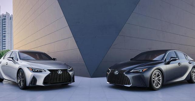 雷克萨斯第四代IS发布,竞争力太强,有望重塑百万轿车格局