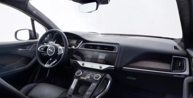 """0万级纯电动车颜值最高的是它,新款捷豹I-PACE官图来袭"""""""