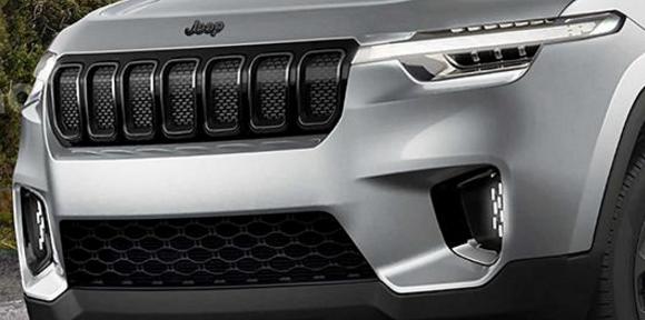 Jeep全新SUV曝光,颜值高、设计潮,定位居然低于自由侠