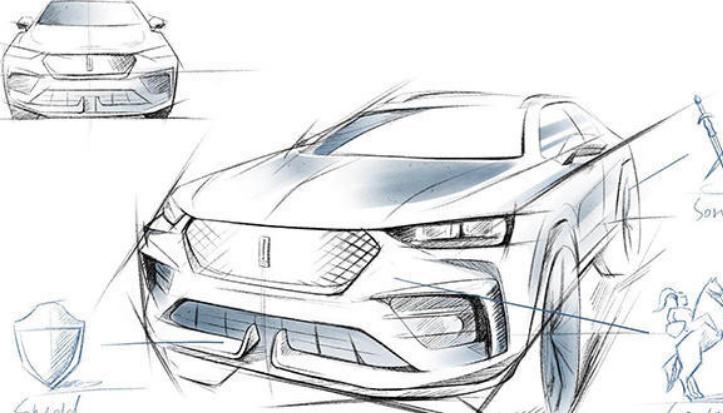 自主SUV首次与巴博斯出联名款,气场极其凶悍的GT巴博斯版来了