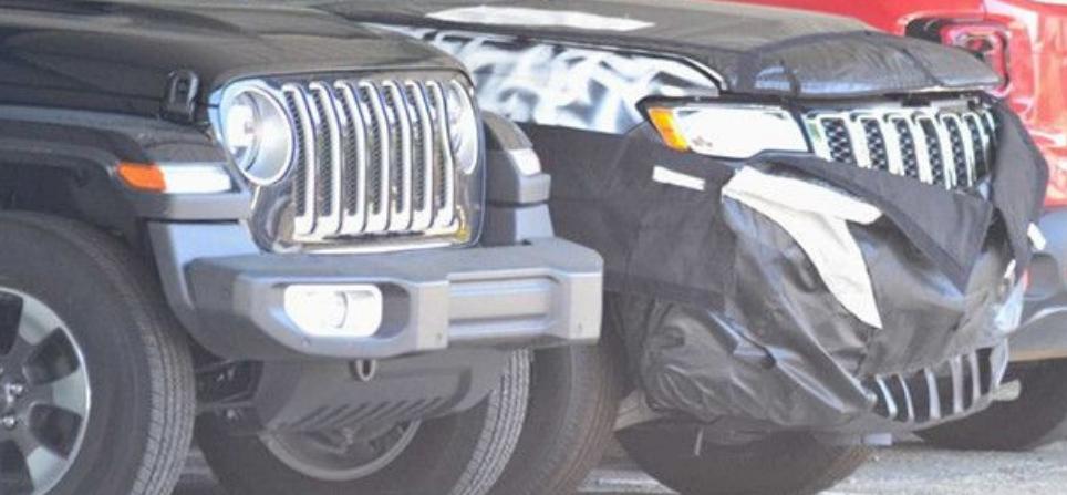 Jeep旗舰产品大切诺基终于要换代,全新设计气场提升明显