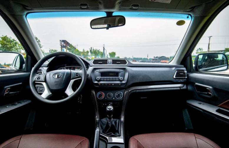 风骏5柴油国六版新增车型上市,8.48万起售,动力成升级核心