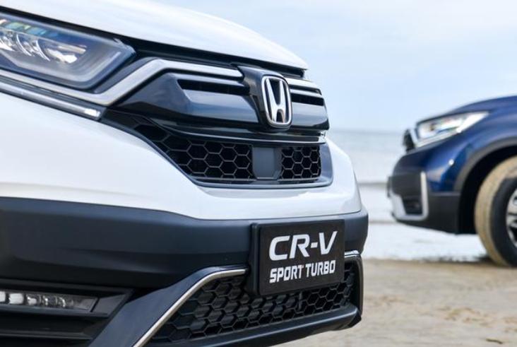 看起来更像UR-V了,2021款CR-V上市,颜值提成是重点