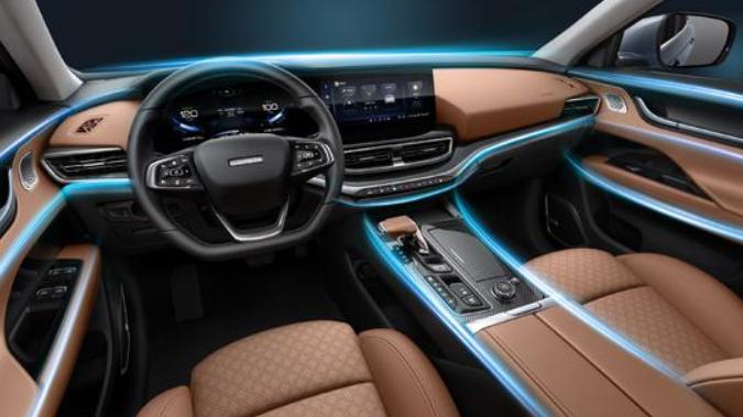 领克式前脸,奔驰式双屏,奇瑞新能源S61还有什么?