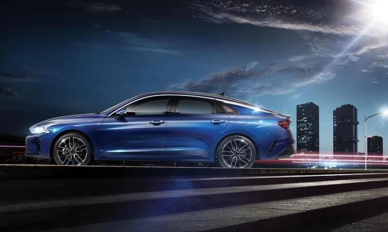 前有全新K5,后有十代索纳塔,韩系B级车真要崛起了?