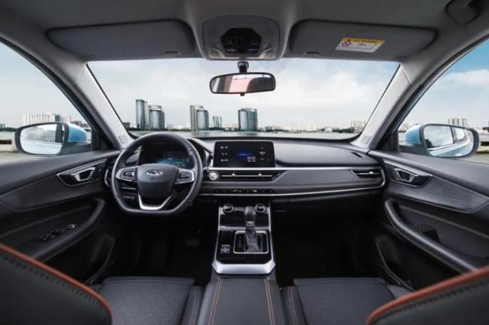 仍是8万元SUV首选之一,新款瑞虎5x上市,换满天星前脸