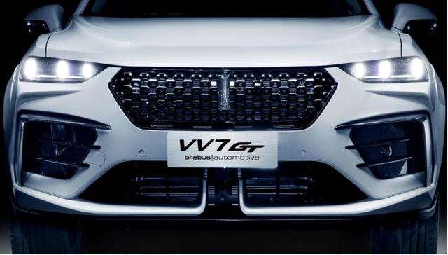 售价25.88万,限量300台,这台VV7凭什么卖这么贵?