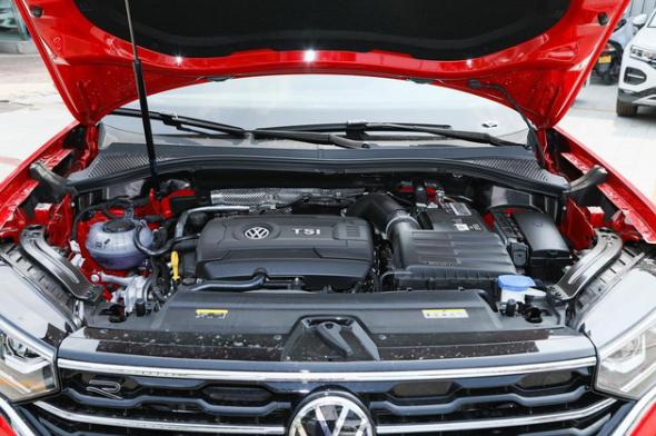 最美大众SUV,探岳X上市,23.58万起售