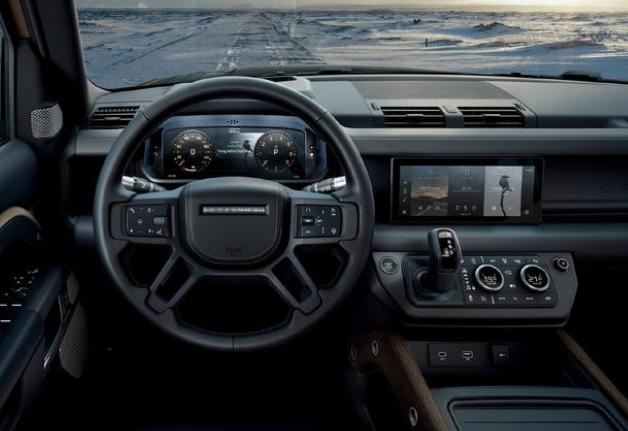今年最受越野迷关注的车,全新路虎卫士来了,不足80万的起售价