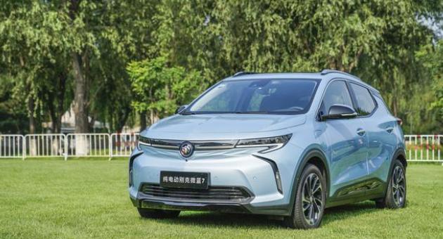 """7.98万起售合资纯电动SUV,续航达500km,微蓝7是来搅局的吗?"""""""