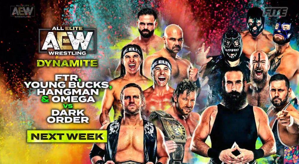 AEW与NXT收视双双划水,AEW顺应自然法则能否复刻当年的WWF?