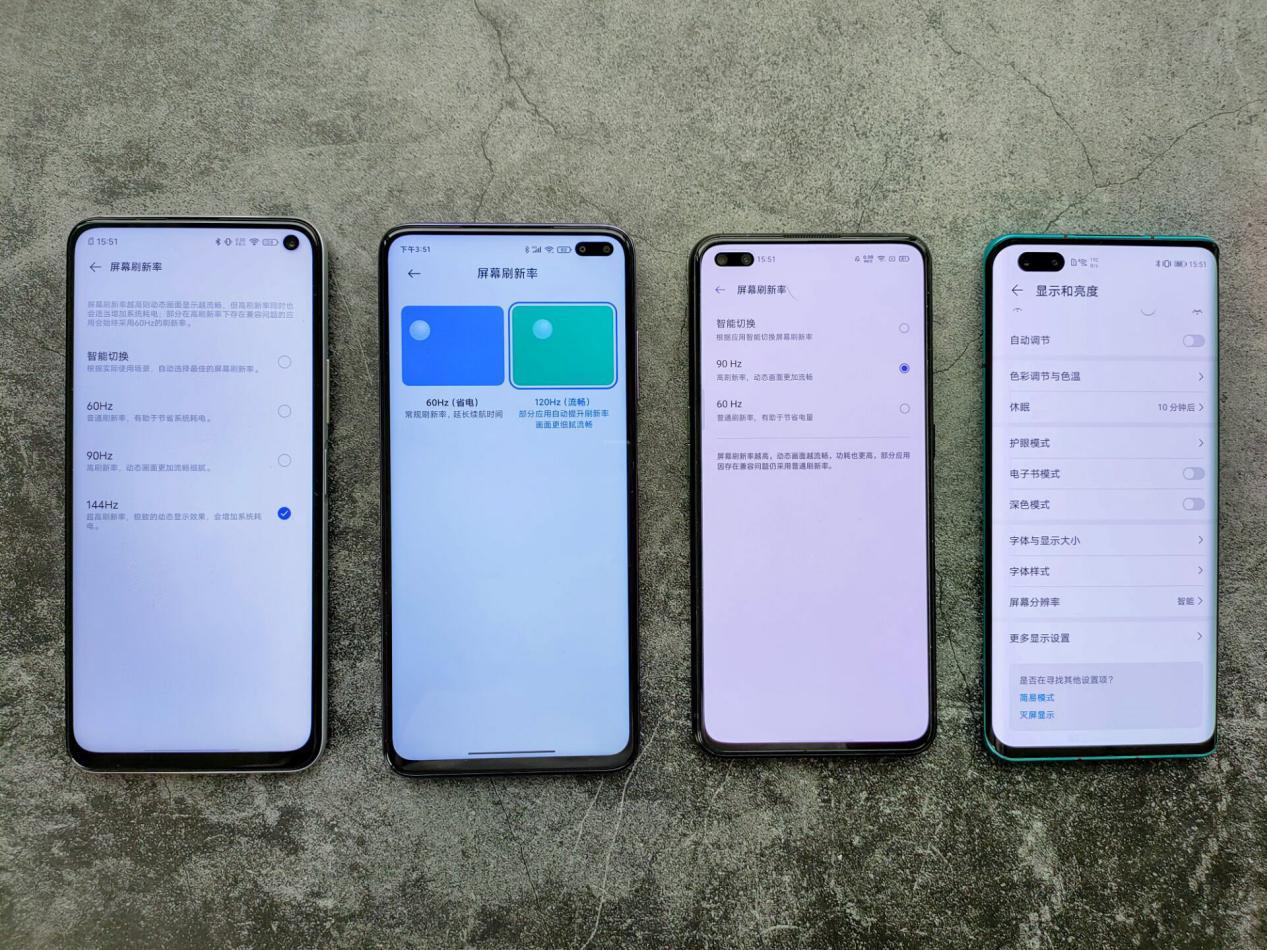 高刷新率手机如何选择?看完文章就知道!