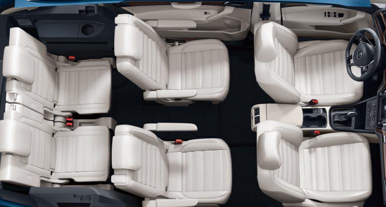 升个级还能卖,2021款途安L上市,舒适性提升成亮点