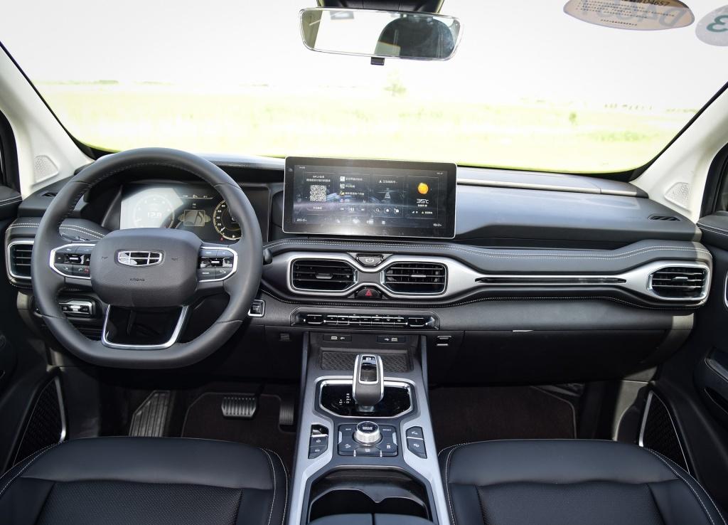 豪越领衔,12万左右大五座国产SUV海选,质价比不要太高