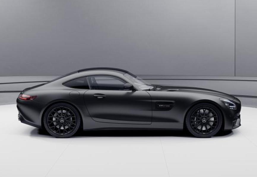 谁不想要个猛的,最大马力达523P!奔驰新款AMG GT官图发布