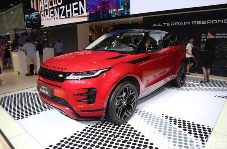 """0万SUV最个性的选择还是路虎极光么?高辨识度设计难以超越"""""""