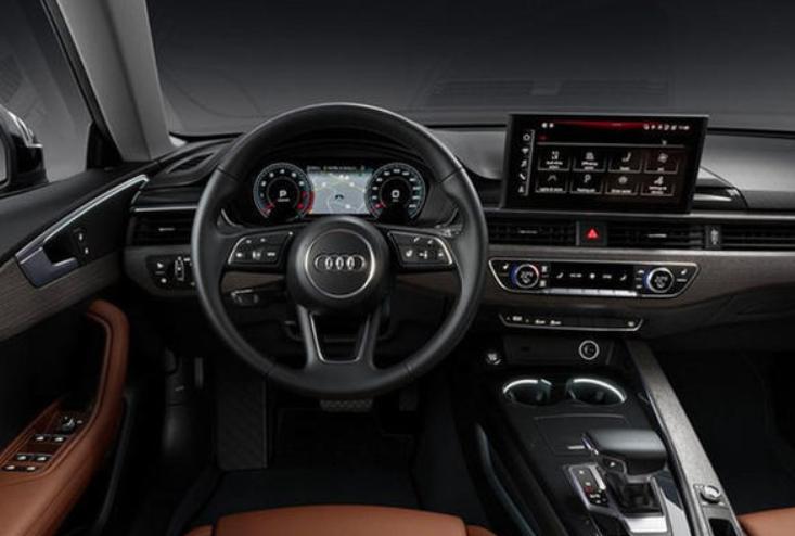 新款奥迪A5将在北京车展上市,配色和车内大屏亮了