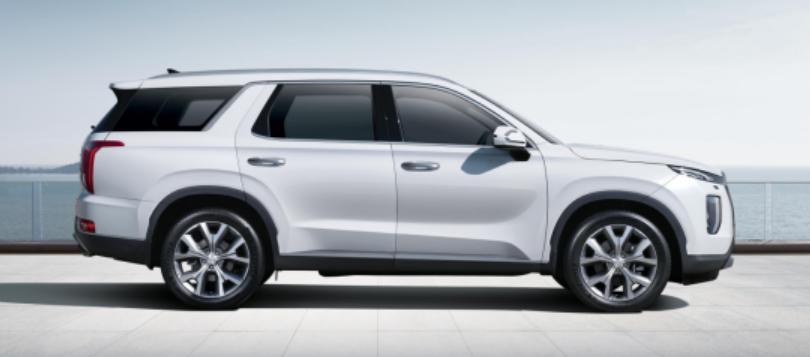全系3.5L V6发动机,纯进口的现代帕里斯帝能不能塑造40万SUV第三极?