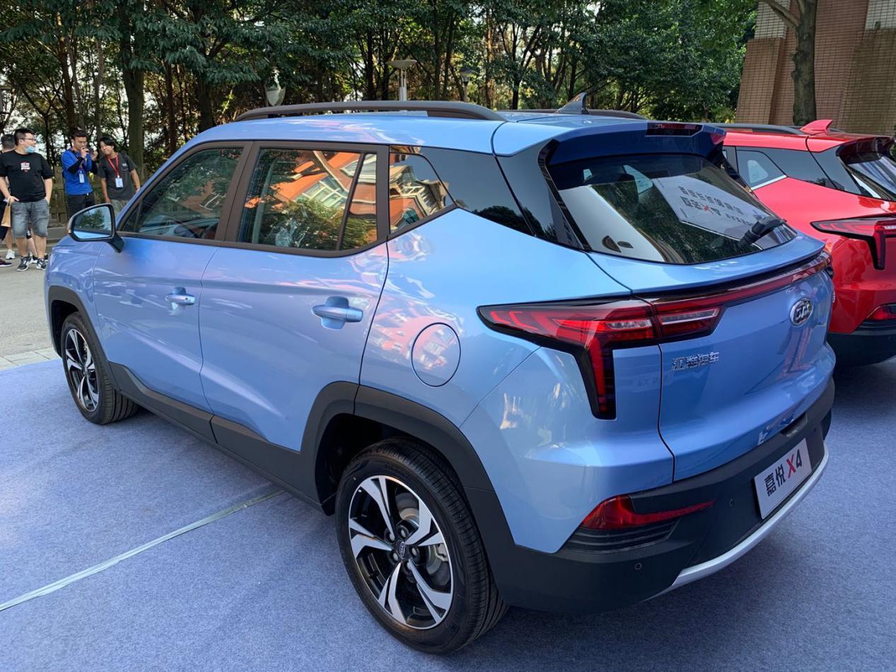 试驾江淮嘉悦X4,有实力成为年轻人的第一款SUV