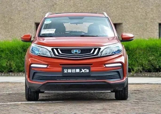 """.99万买吉利SUV,远景X3出乞丐版为何?"""""""