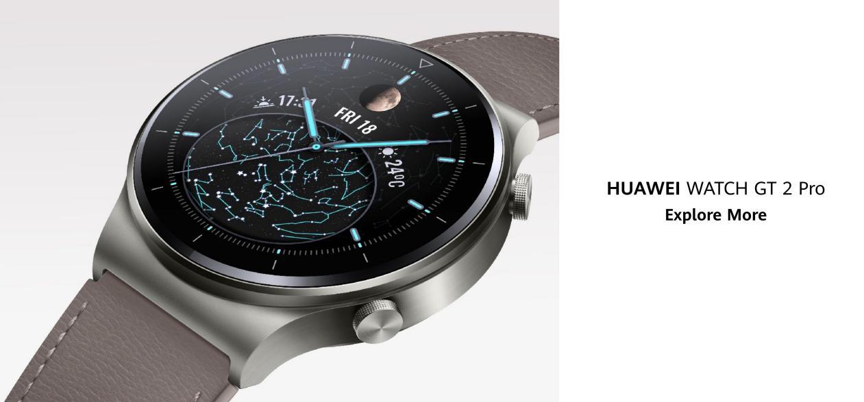 华为Watch GT 2 Pro给智能穿戴行业带来了哪些Pro想象