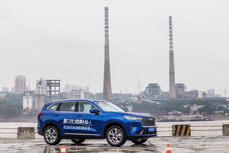 """第三代哈弗H6重庆上市,无愧国民""""神车"""",从外到内无短板"""