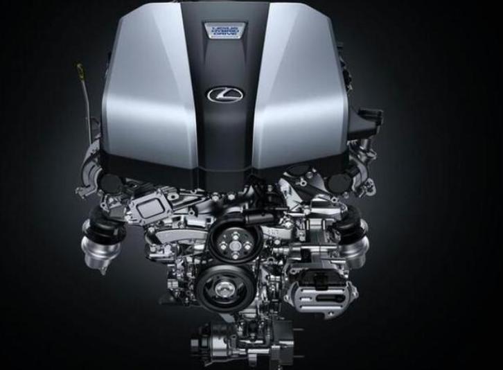 这才是雷克萨斯的门面,新款LS亮相欧洲,搭载3.5L V6混动