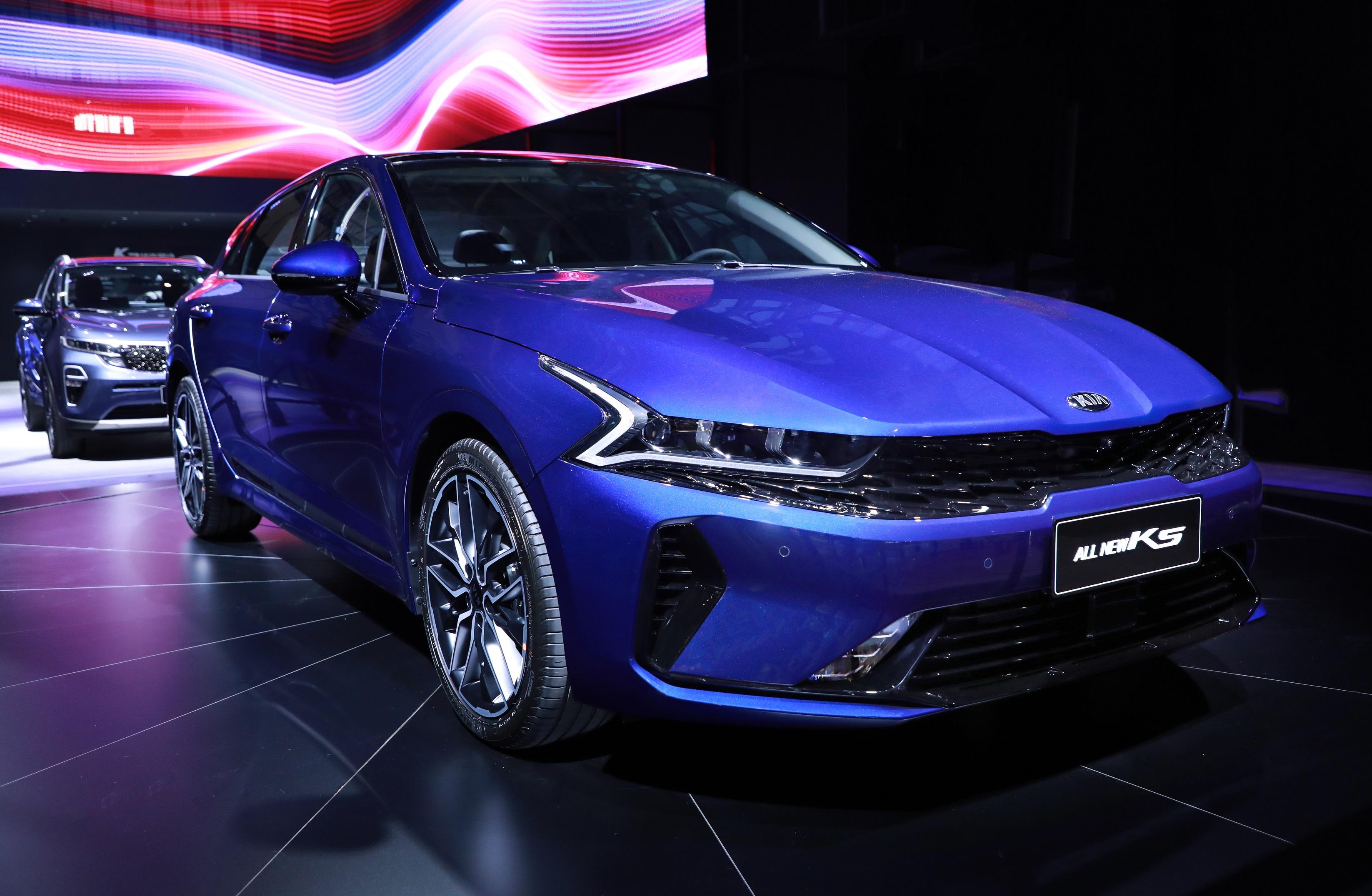 向下一个十年迈进,东风悦达起亚闪耀2020北京国际车展