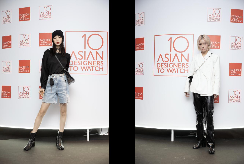 十组作品,塑造新世代的亚洲时尚意象