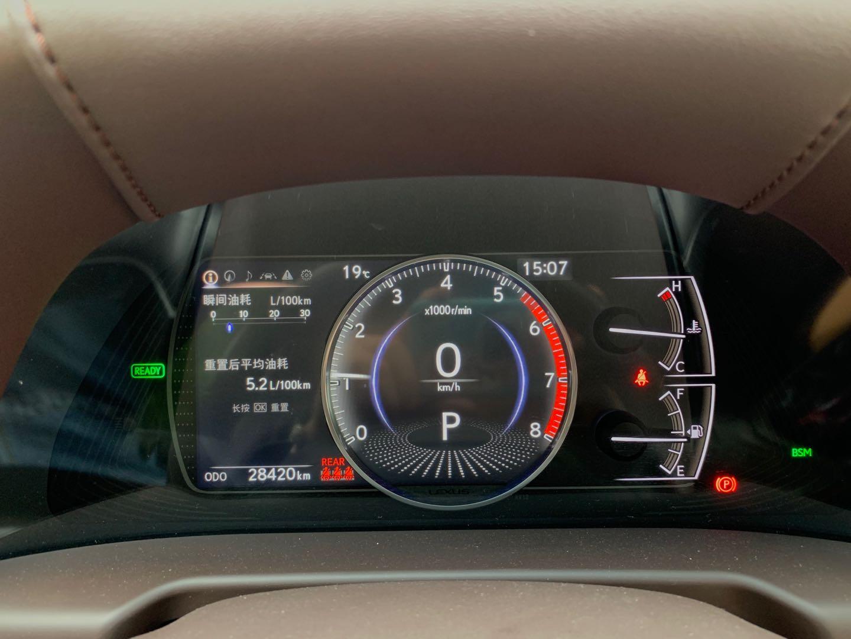 深度试驾雷克萨斯ES 300h,造型优雅,混动质感满分
