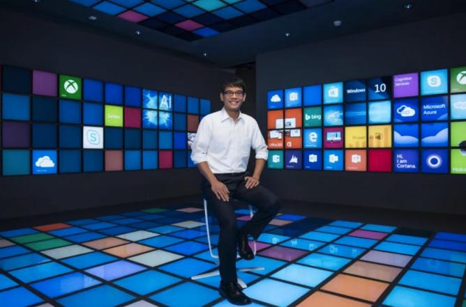 微软大中华区副总裁康容:无常态下更要锻造企业业务韧性
