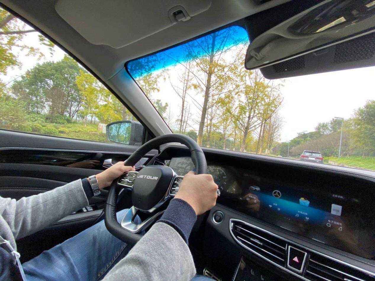 是中型SUV应有的驾驶质感!试驾捷途X90 7 DCT