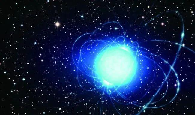 """首次探测到来自银河系""""磁星""""的强烈射电爆发,揭开神秘现象!"""