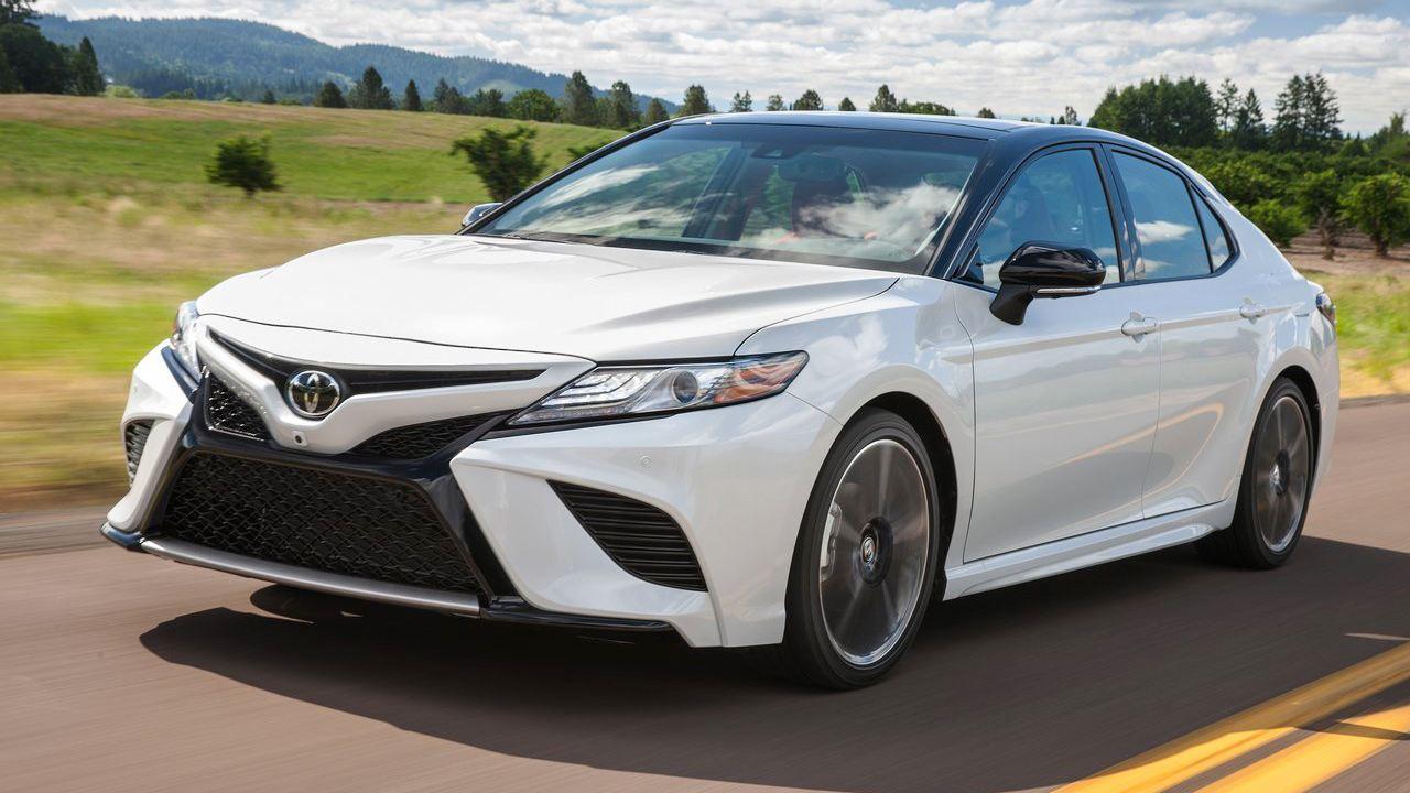 第八代凯美瑞中期改款车型点评,升级点在哪?
