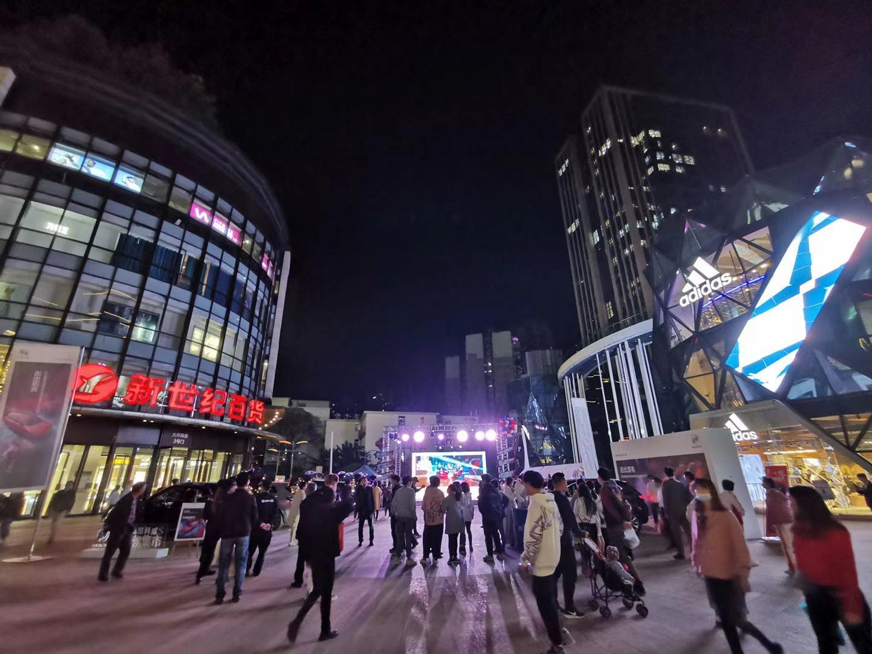 别克西南昂科威S时尚运动嘉年华@重庆 点燃魔幻山城