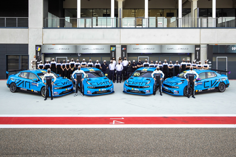 领克车队荣耀加冕2020 WTCR车手车队双冠军