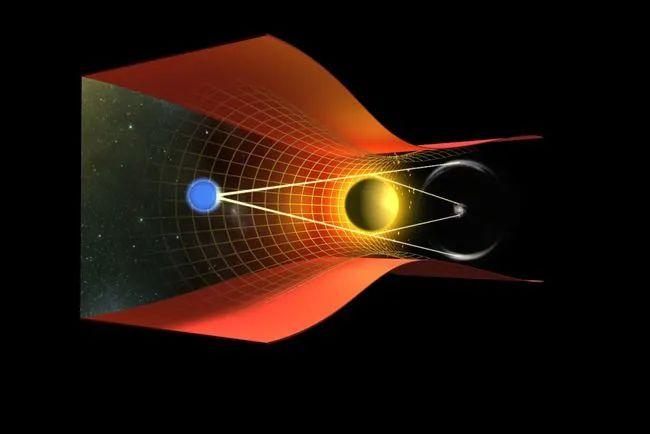 """爱因斯坦预测的星系翘曲,成为测量""""宇宙膨胀""""的第三种方法!"""