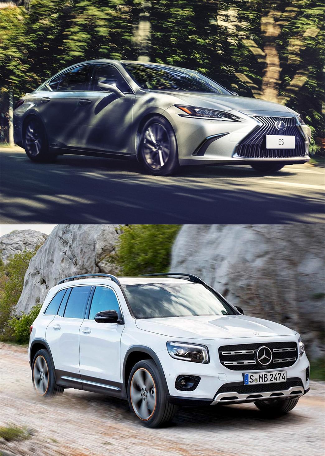 满足代步即可不难选,这两款豪华车动力够用性价比高