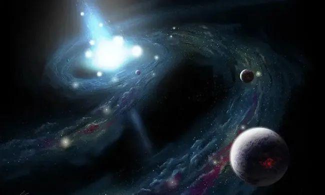 """在52.5亿光年外,发现一个在黑洞""""吞噬""""过程中幸存的星系!"""