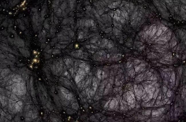 宇宙中的小偷:利用自身强大引力,竟偷走了另一个星系的暗物质!