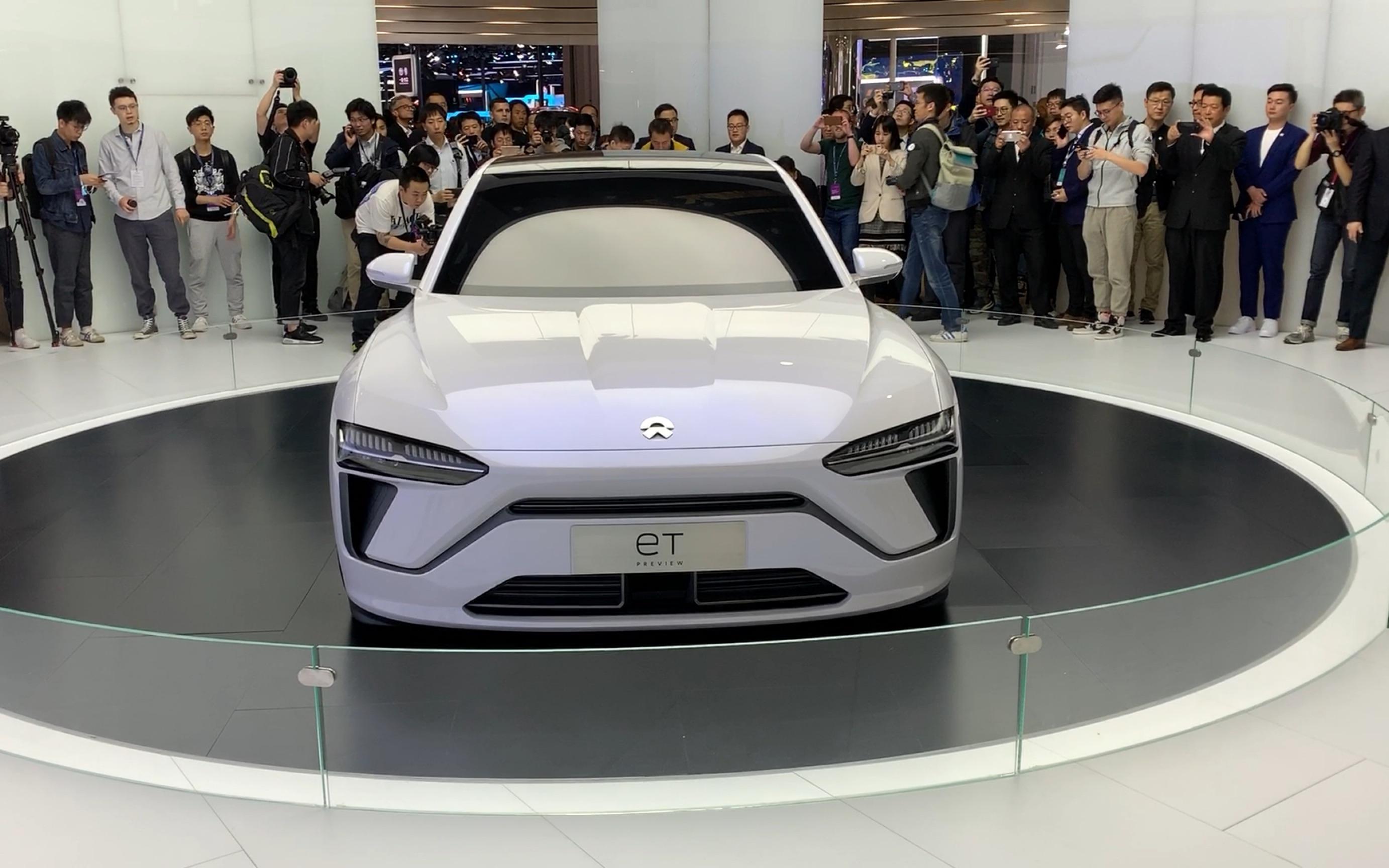 蔚来首款轿车ET7最快9号亮相,能否抵抗特斯拉?