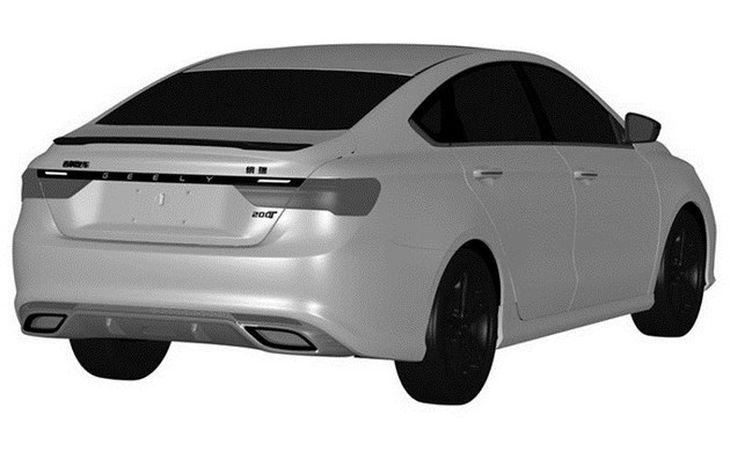 吉利缤瑞1.0T车型曝光,售价或有惊喜