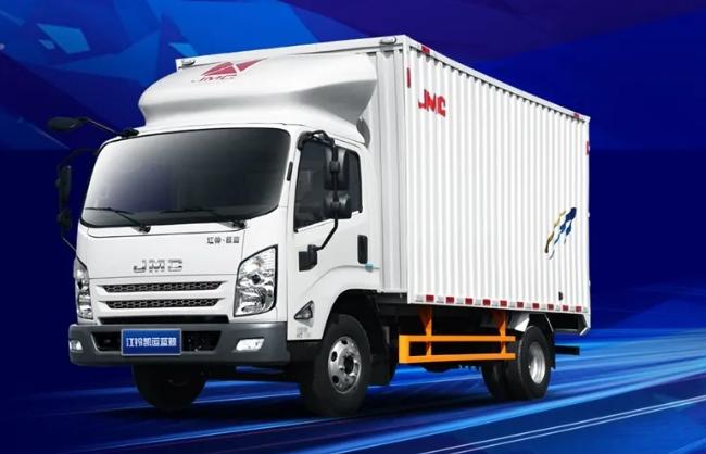 轻卡市场重磅产品——江铃凯运蓝鲸,超值选购的蓝牌轻卡车型