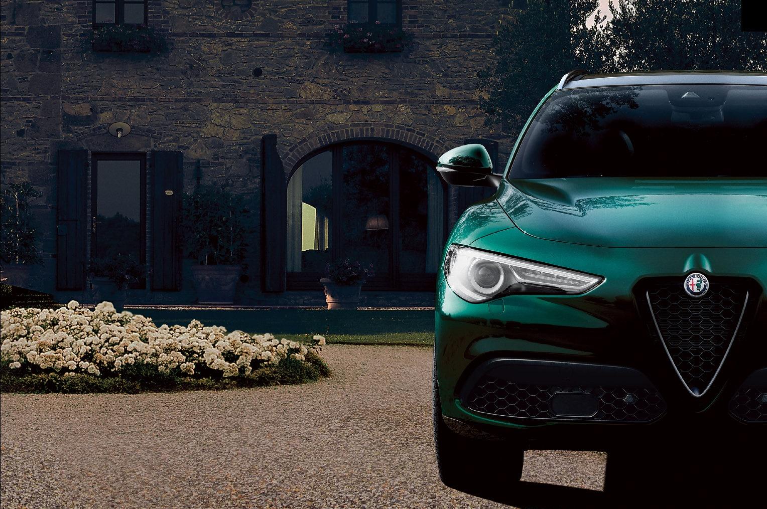 阿尔法·罗密欧新款Giulia还有新车上市,37.98万起