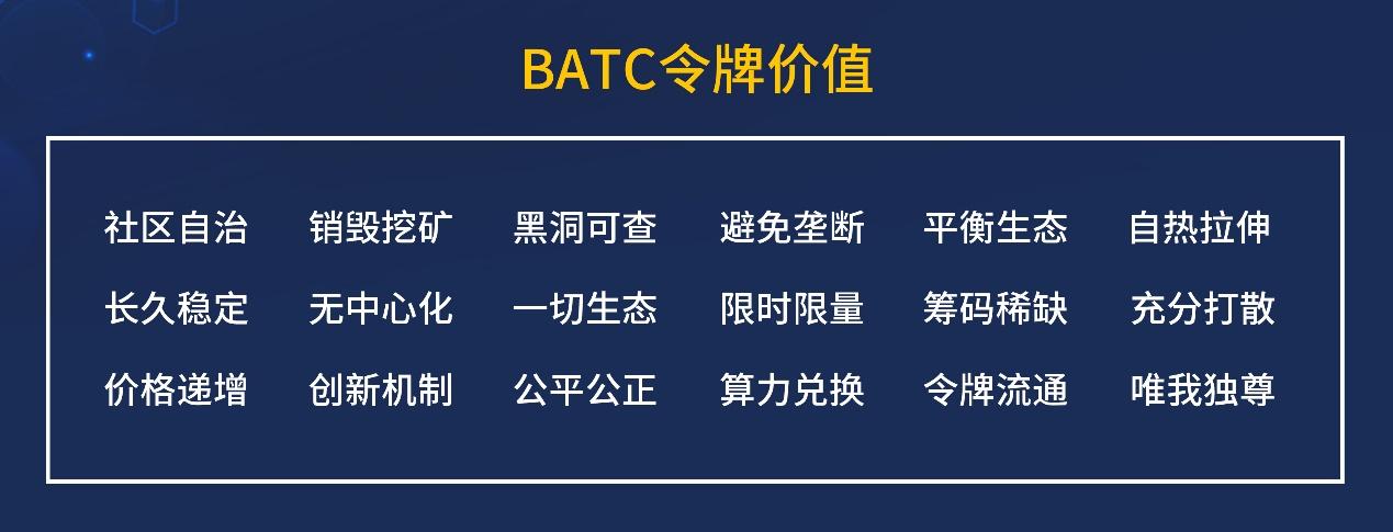 021新趋势:永久制造需要——BATS