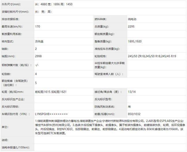 售价有望降低,小鹏P7磷酸铁锂版申报