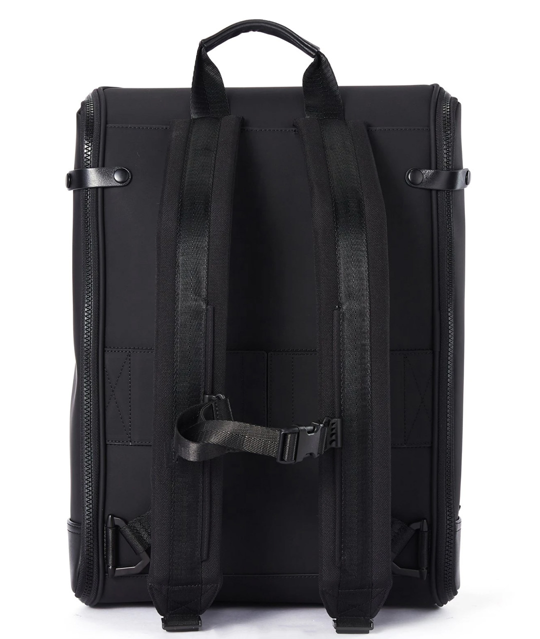 CAPTAIN机长背包系列全开拉链设计 Frequent Flyer打破背包界限