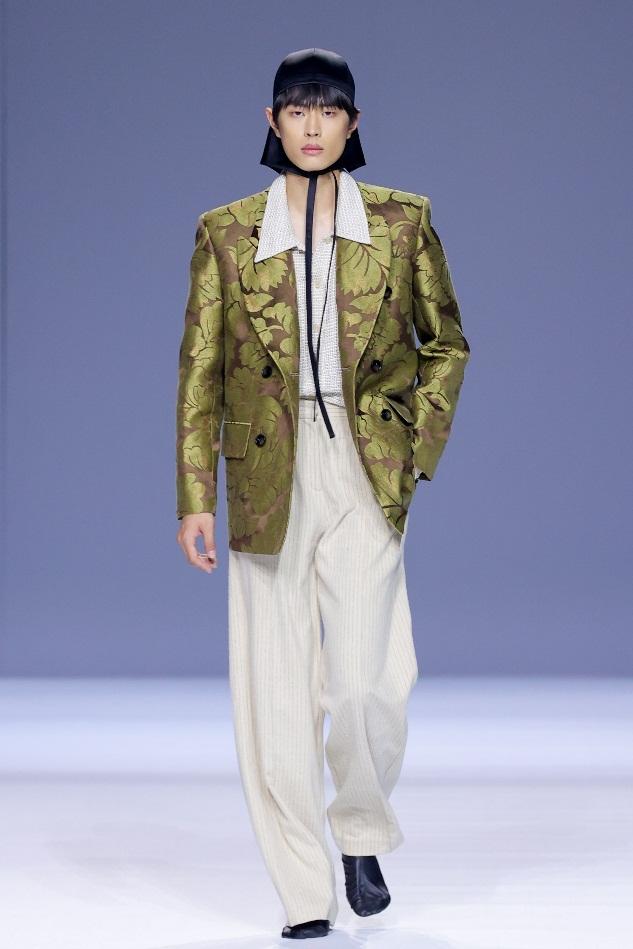 中国国际时装周,DAMOWANG 韩磊2021秋冬系列发布