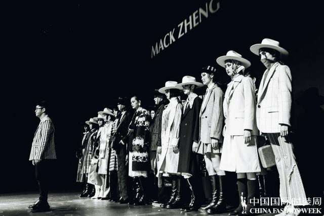 中国国际时装周mackzheng 郑伟2021 秋冬发布会